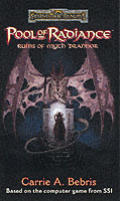 Pools of Radiance: Ruins of Myth Drannor (Forgotten Realms) Cover