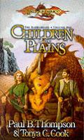 Children Of The Plains Dragonlance Barbarian