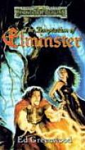 The Temptation of Elminster (Forgotten Realms Novel: Elminster Trilogy)