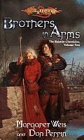Dragonlance Novel: Raistlin Chronicles #02: Brothers in Arms