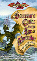 Bertram's Guide To The Age Of Mortals: Everyday Life In Krynn Of The Fifth Age (Dragonlance) by Nancy Varian Berberick