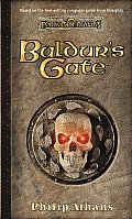 Baldur's Gate (Forgotten Realms) Cover