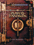 Players Handbook D&D 3rd Edition D20