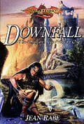 Downfall by Jean Rabe