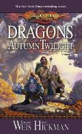 Dragons of Autumn Twilight (Dragonlance) Cover