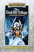 Dark Elf Trilogy Homeland Exile Forgotten Realms