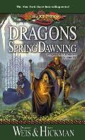 Dragonlance Saga Novel: Chronicles #03: Dragons of Spring Dawning