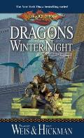 Dragonlance Novel: Dragonlance Chronicles #02: Dragons of Winter Night Cover