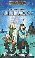 Forgotten Realms Novel: Songs & Swords #01: Elfshadow by Elaine Cunningham