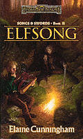 Forgotten Realms Novel: Songs & Swords #02: Elfsong by Elaine Cunningham