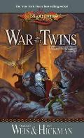 War Of The Twins Dragonlance Legends 02