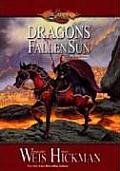 Dragonlance Novel: The War of Souls #01: Dragons of a Fallen Sun Cover