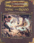 D&D 3rd Ed Tome & Blood