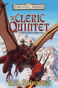 The Cleric Quintet Collector's Edition (Forgotten Realms Omnibus) Cover