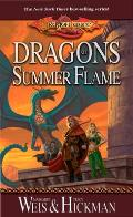 Dragons Of Summer Flame Dragonlance Chronicles 04