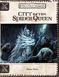City of the Spider Queen (Forgotten Realms) Cover