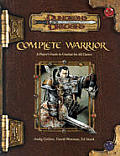 Complete Warrior D&D D20