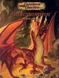 Draconomicon The Book Of Dragons D&D D20