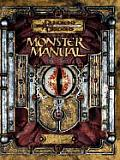 Monster Manual Core Rulebook III v3.5