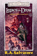 Legacy of the Drow Collector's Edition (Forgotten Realms) Cover