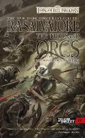 Forgotten Realms Novel: Hunter's Blades Trilogy #01: The Thousand Orcs Cover