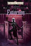 R. A. Salvatore's War of the Spider Queen #4: Extinction Cover