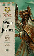 Wind Of Justice Four Winds Saga 03