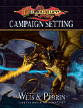 Dlance Campaign Setting :D&amp;D 3RD Edition D20 Cover
