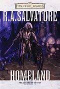 Homeland Forgotten Realms Legend Of Drizzt 01