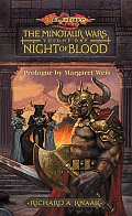 Night Of Blood Dragonlance Minotaur Wars 1