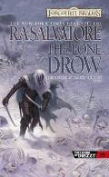 Forgotten Realms Novel: Hunter's Blades Trilogy #2: The Lone Drow Cover