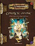 D&D 3rd Ed Complete Divine