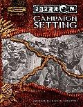 D&D 3rd Edition Eberron Campaign Setting