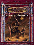Miniatures Handbook (Dungeons & Dragons Supplement) Cover
