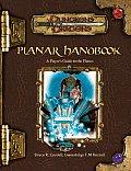 Planar Handbook :D&D 3RD Edition D20