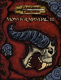 Dungeons &amp; Dragons Monster Manual III Cover