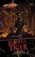 Blades Of The Tiger Dragonlance Taladas 01