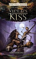 Viper's Kiss: House of Serpents, Book II (Forgotten Realms) Cover