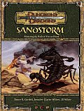 Sandstorm Mastering The Perils of Fire D&D 3rd Edition