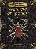 Weapons Of Legacy Dungeons & Dragons 3rd Edition