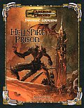 Fantastic Locations: Hellspike Prison Cover
