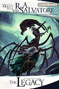 Legacy Forgotten Realms Legend Of Drizzt 08