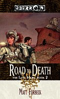 The Road to Death: The Lost Mark Book 2 (Eberron Novels)