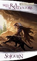 Forgotten Realms Novel: Legend of Drizzt #03: Sojourn Cover