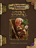 Complete Scoundrel: A Player's Guide to Trickery and Ingenuity (Dungeons & Dragons Supplement) Cover