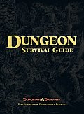 Dungeon Survival Guide (Dungeons & Dragons) Cover