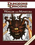 Wizards Presents Worlds and Monsters (Dungeons & Dragons) Cover