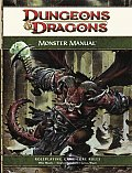 Monster Manual (Dungeons & Dragons Core Rulebooks) Cover