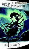 Legacy Forgotten Realms Legend Of Drizzt 07