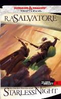 Forgotten Realms Novel: Legend of Drizzt #08: Starless Night Cover